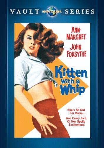 Ann Margret John Forsythe Peter Brown Patricia Bar Kitten With A Whip (amazon.Com Exclusive)