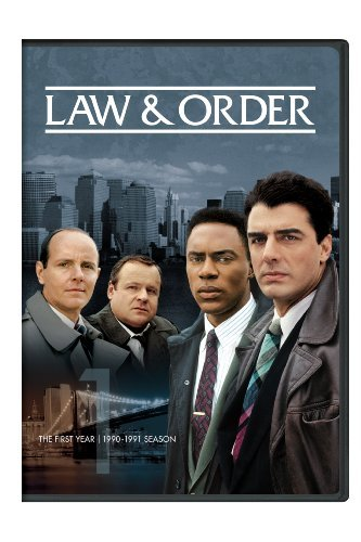 Law & Order Law & Order Season 1 Nr 6 DVD