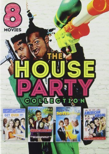 8 Movie The House Party Collec 8 Movie The House Party Collec Ws R 2 DVD