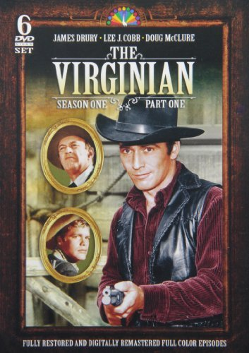 Virginian Season 1 Pt. 1 Nr 6 DVD