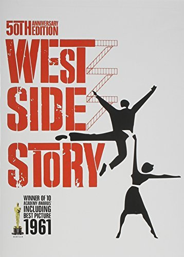 West Side Story Wood Beymer Tamblyn Moreno DVD Nr