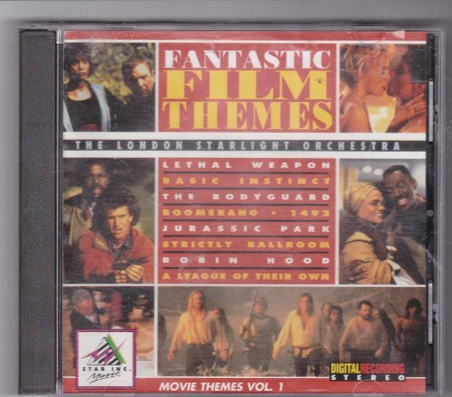 London Starlight Orchestra Fantastic Film Themes