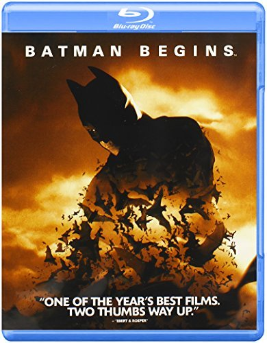 Batman Begins Bale Caine Neeson Blu Ray Ws Pg13 Incl. Movie Money