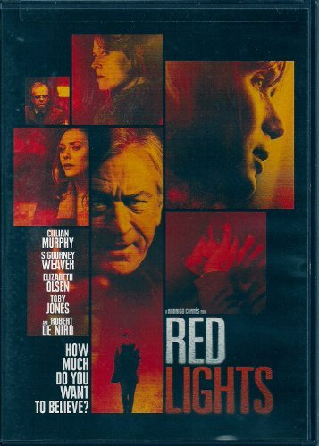 Red Lights Weaver Murphy De Niro