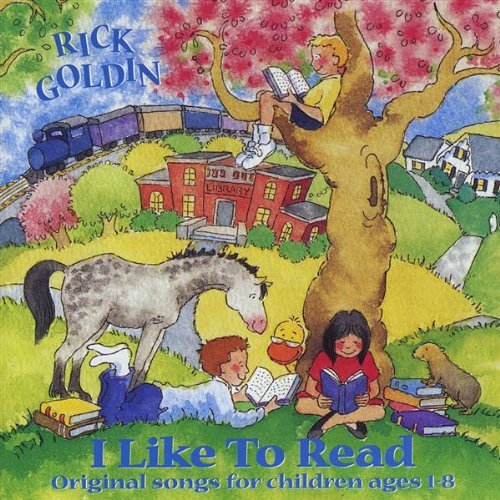 Rick Goldin I Like To Read