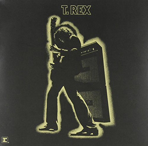 T. Rex Electric Warrior 7 Inch Single 6 Vinyl