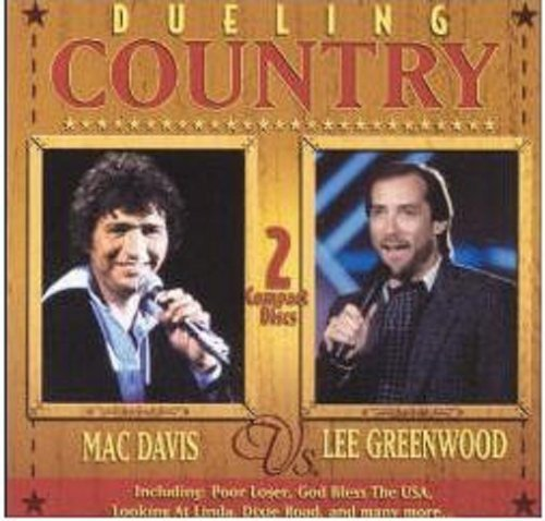 Davis Greenwood Dueling Country 2 CD Set Dueling Country