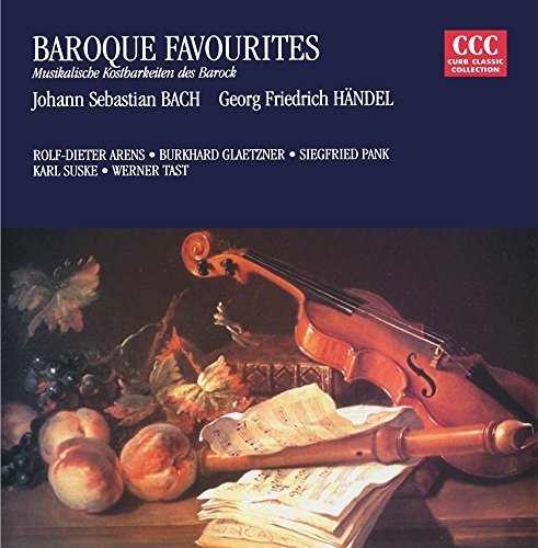 Baroque Favourites Various Baroque Favourites Various CD R