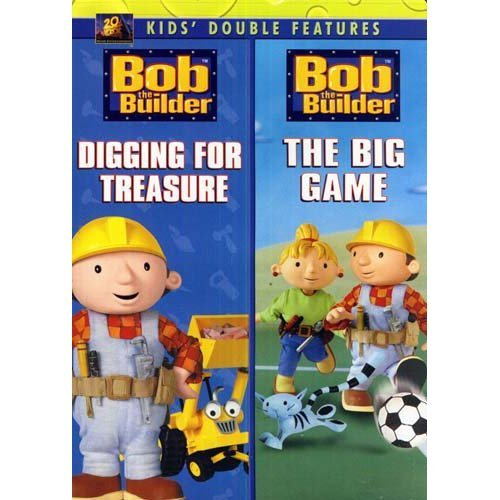 Bob The Builder Digging For Treasures The Big Nr