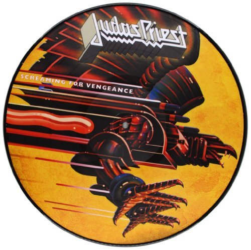 Judas Priest Screaming For Vengeance Picture Disc Screaming For Vengeance