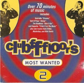 Clubfffloor's Most Wanted Vol. 2