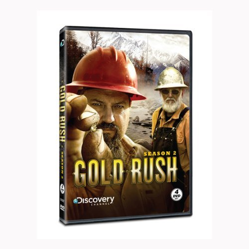 Gold Rush Season 2 Gold Rush Season 2 Z763 Dcvc