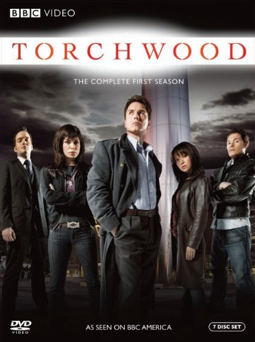 Torchwood Season 1 Torchwood Ws Nr 7 DVD