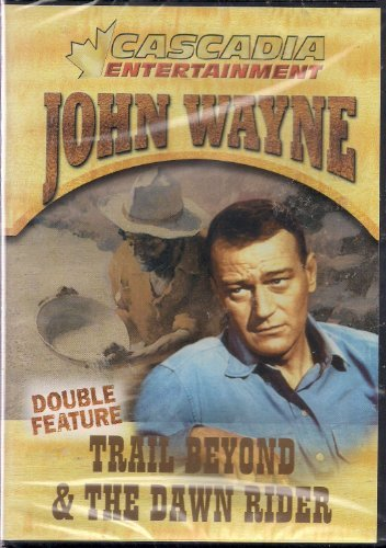 John Wayne Trail Beyond Dawn Rider Clr Chnr 2 On 1