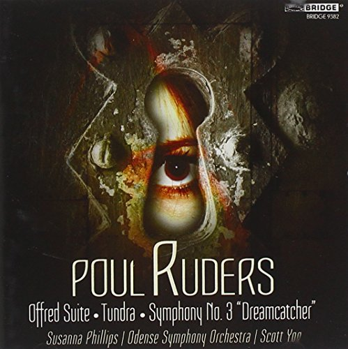 P. Ruders Poul Ruders Vol. 8 Susanna Phillips (sop) Yoo Odense So