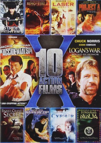 Vol. 3 10 Film Action Pack 10 Film Action Pack Nr 2 DVD
