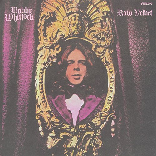 Bobby Whitlock Raw Velvet 180gm Vinyl Remastered