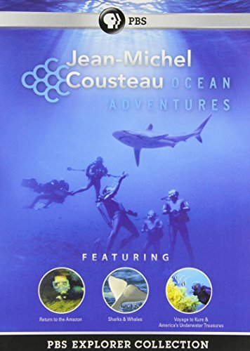 Ocean Adventures With Jean Mic Pbs Explorer Collection Nr 5 DVD