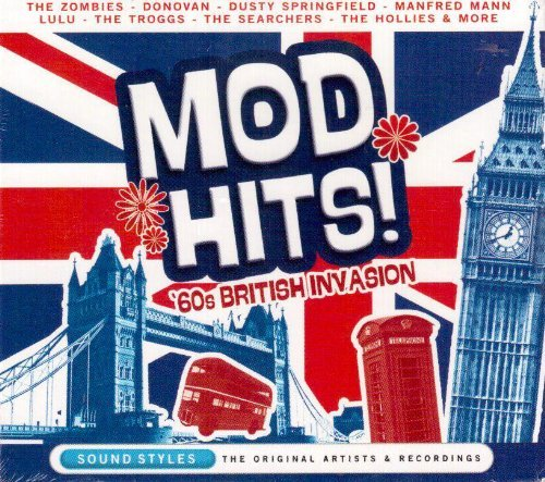 Various Mod Hits '60s British Invasion