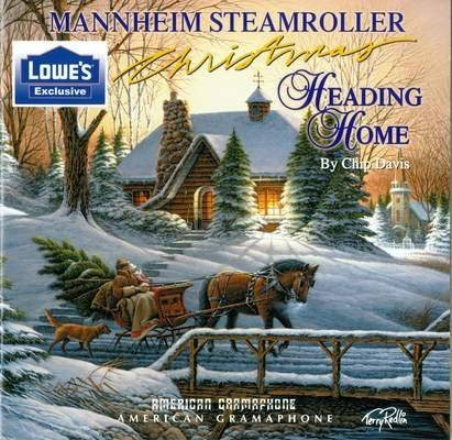Mannheim Steamroller Heading Home