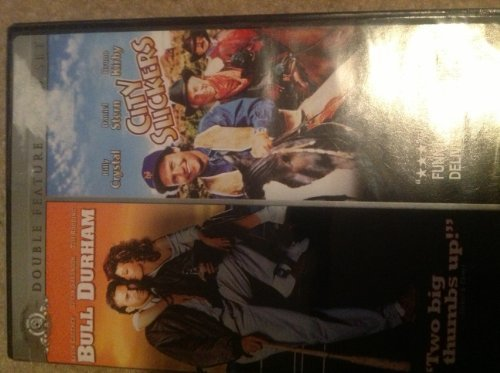 Bull Durham City Slickers Double Feature