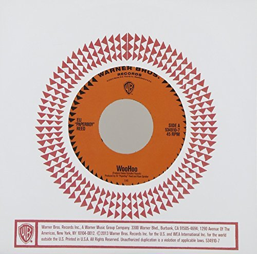 Eli Paperboy Reed Woohoo' 7 Inch Single