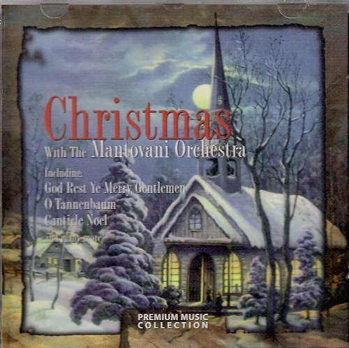 Premium Music Collection Christmas With Mantovani Premium Music Collection