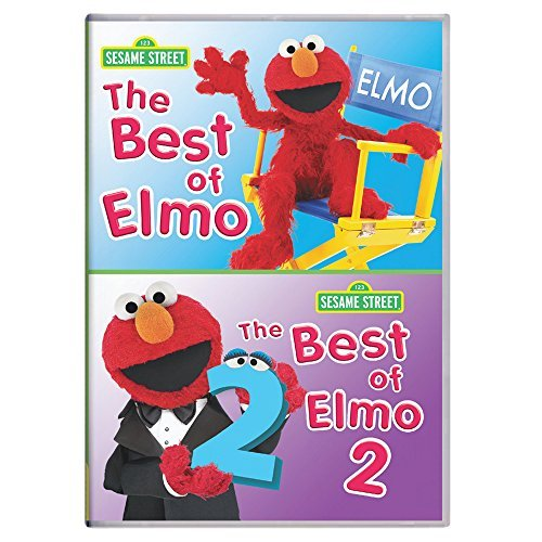 Sesame Street Vol. 1 2 Best Of Elmo O Sleeve Nr