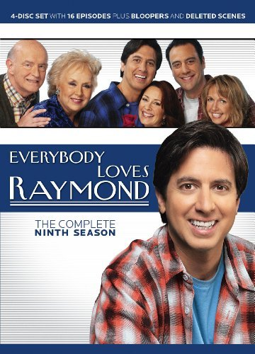 Everybody Loves Raymond Season 9 DVD