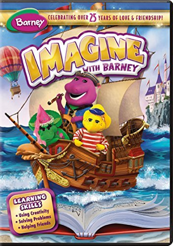 Imagine With Barney Barney Nr