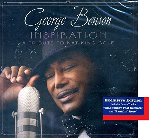 George Benson My Inspiration A Tribute To Na 0087 Coj