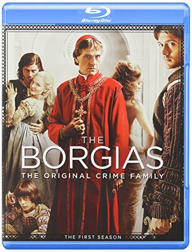 Borgias Complete Series Blu Ray