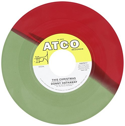 Cee Lo & Donny Hathaway Green This Christmas (black Friday E 7 Inch Single