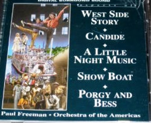 Aspects Of Broadway West Side Story Candide Porgy