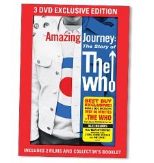 Who Amazing Journey The Story Of The Who 3 DVD Exclus
