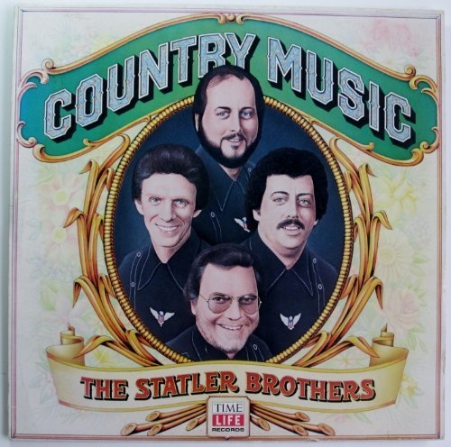 The Statler Brothers Country Music Hits Compilation
