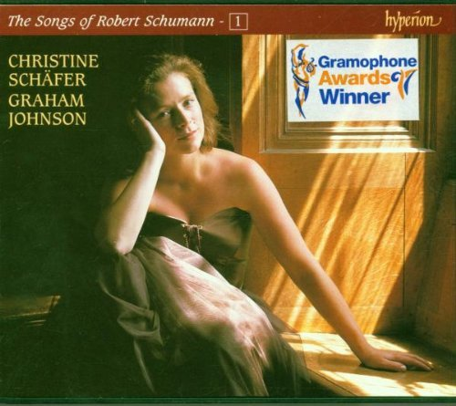R. Schumann Songs Vol. 1. The Later Songs Schafer (sop) Johnson (pno)