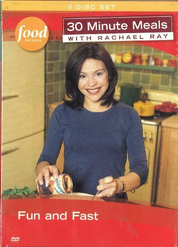 Rachael Ray 30 Minute Meals Rachael Ray 30 Minute Meals 3dvd Nr