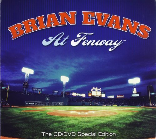 Brian Evans At Fenway Incl. DVD