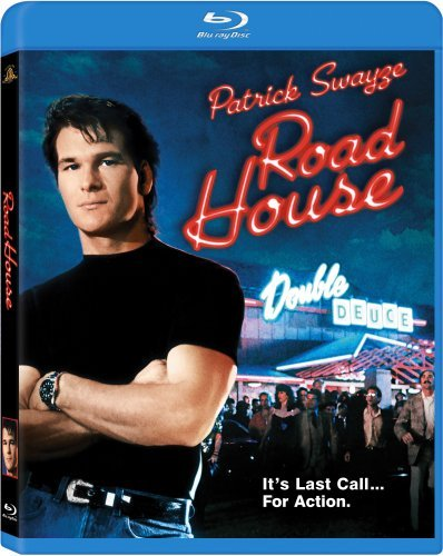 Road House Swayze Gazzara Lynch Elliott Blu Ray Ws Pg13