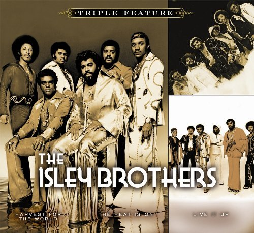 Isley Brothers Triple Feature