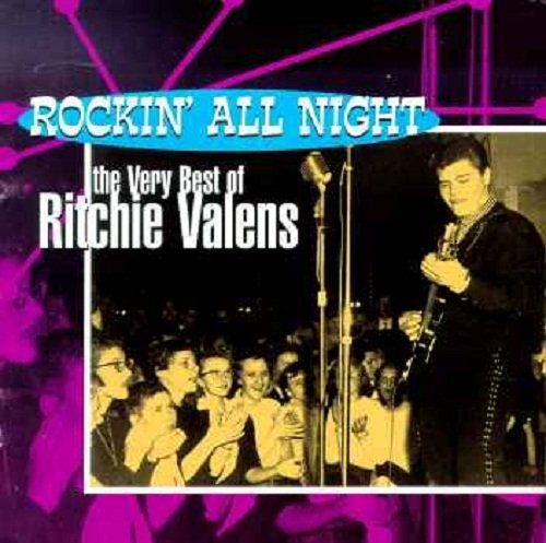 Ritchie Valens Rockin' All Night Very Best Of Richie Valens