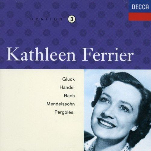 Kathleen Ferrier Vol. 3 Ovation Import Eu