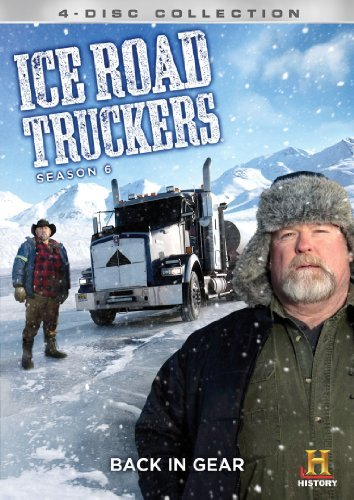 Ice Road Truckers Ice Road Truckers Season 6 Ws 4 DVD