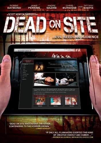 Dead On Site Dead On Site DVD Mod This Item Is Made On Demand Could Take 2 3 Weeks For Delivery
