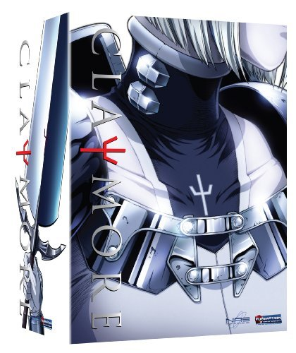 Claymore Complete Series Box Set Tvma 6 DVD