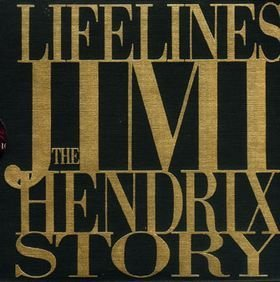 Hendrix Jimi Lifelines The Jimi Hendrix Story 4 CD Set