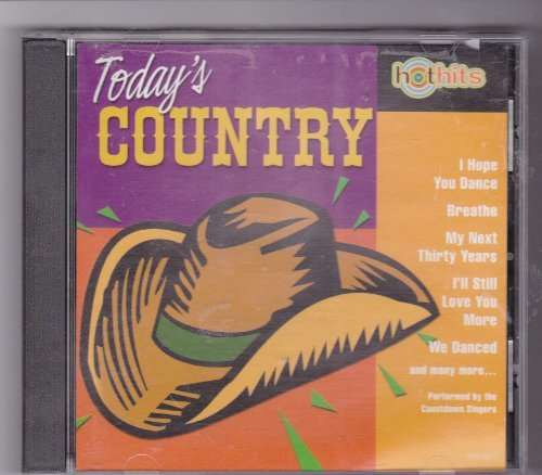 Countdown Singers Today's Country