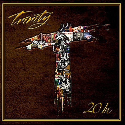 Trinity 20 In Clear Vinyl 2 Lp Incl Download Card