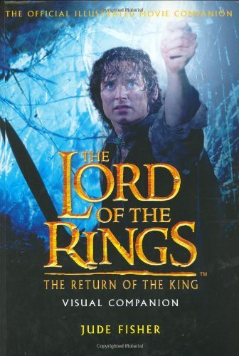 Jude Fisher Lord Of The Rings The Return Of The King Visua The
